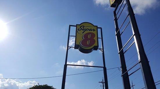 Super 8 New Orleans: Good budget Hotel