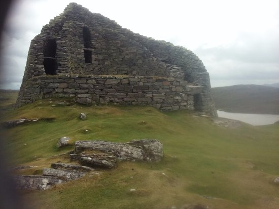 Callander, UK: A prehistoric broch