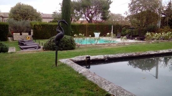 Bilde fra Le Mas Des Carassins Hotel