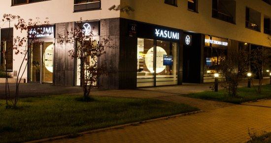 Yasumi Spa - Jeziorańskiego