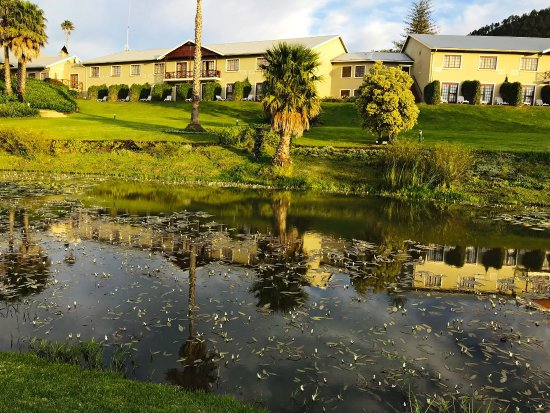 Caledon Hotel, Spa, Casino: Our awesome stay at the Caledon hotel and spa....