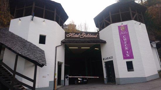 Hotel Goldried Bewertung