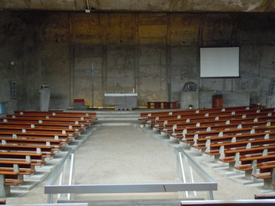 Eglise Sainte-Bernadette du Banlay