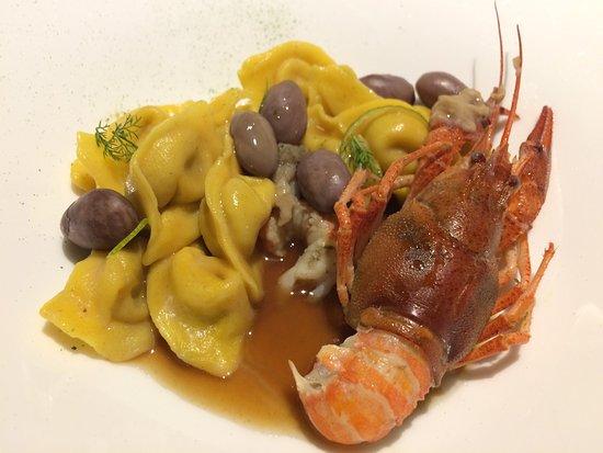 Pennabilli, Italia: Menù degustazione