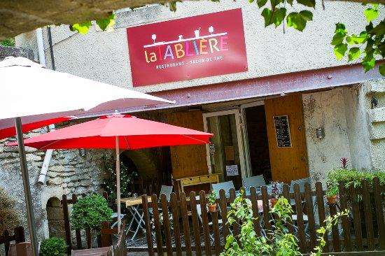 Aubais, Frankreich: La tablière