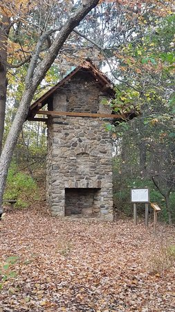 Fairfield, CT: Stone fireplace