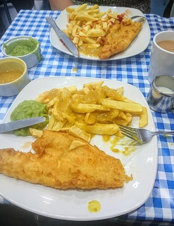 Best Fish And Chip Restaurant In Lancashire