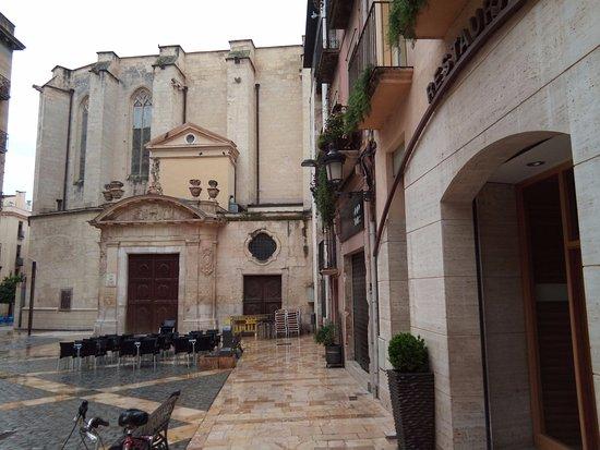 Reus, Spain: Plaça del Castell
