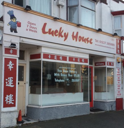 Lucky house chinese takeaway whitstable restaurant reviews phone number photos tripadvisor Unlucky house