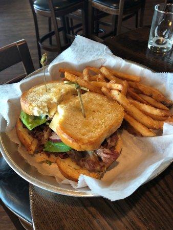 Bear, DE: Smoked Brisket Sandwich