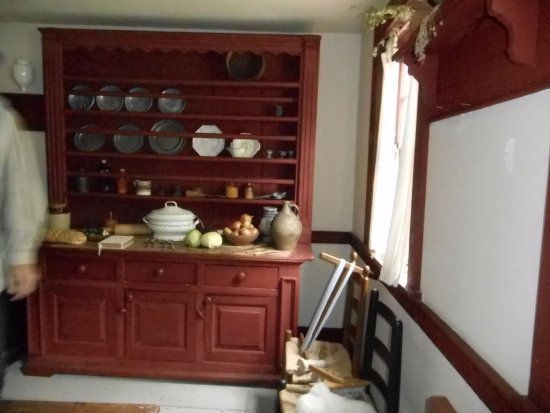 Cossit House Museum: Kitchen