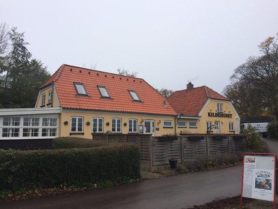 Skaelskoer, Danemark : Cosy location