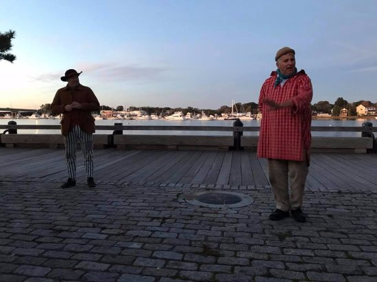 """Newburyport, MA: Our tours include scenic views and amazing stories of """"The Port"""""""