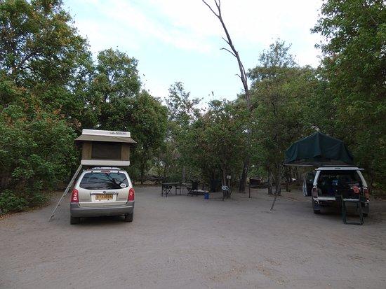 Foto de Khwai North Gate Campsite