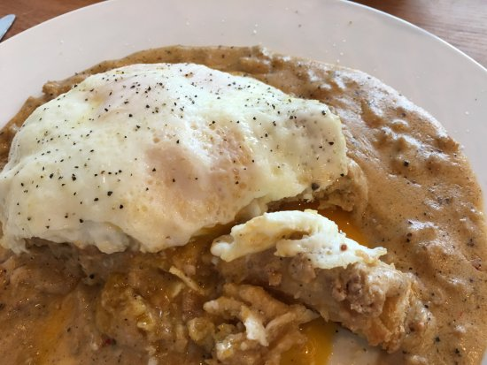 Webster Groves, MO: Biscuits and Gravy