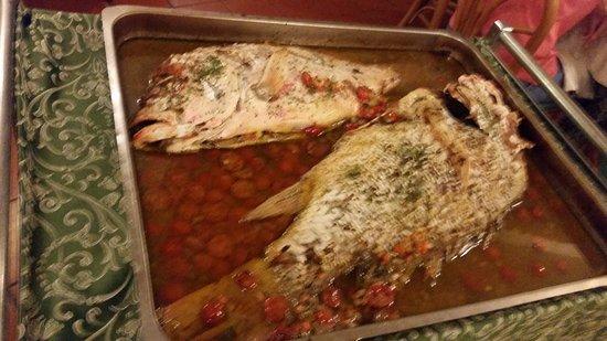 Hotel Orizzonte - Acireale: Comida