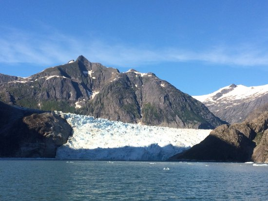Wrangell, AK: The southernmost tidewater glacier of the Northern Hemisphere! Holy cow!