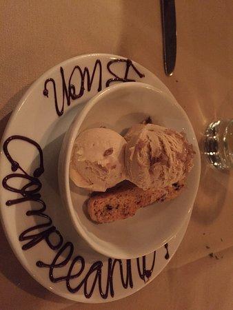 Clawson, MI: caramel fennel gelato - delish