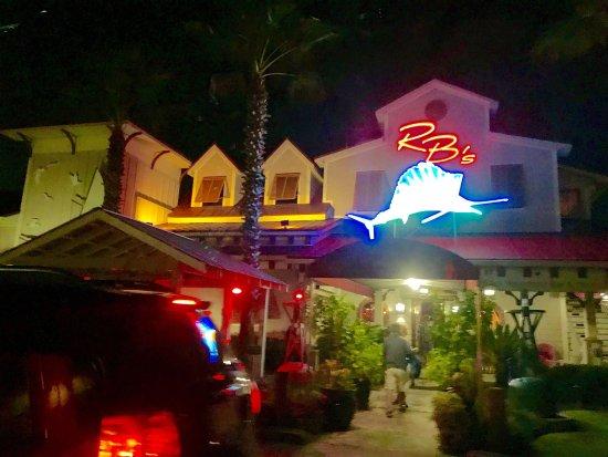 Rb S Seafood Restaurant Mount Pleasant