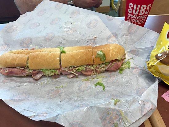 คิงจอร์จ, เวอร์จิเนีย: The Super Sub