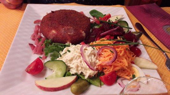 Plobsheim, Frankrig: Munster roti