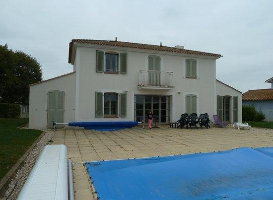 L'Aiguillon-sur-Vie, Γαλλία: Villa 8 personnes.