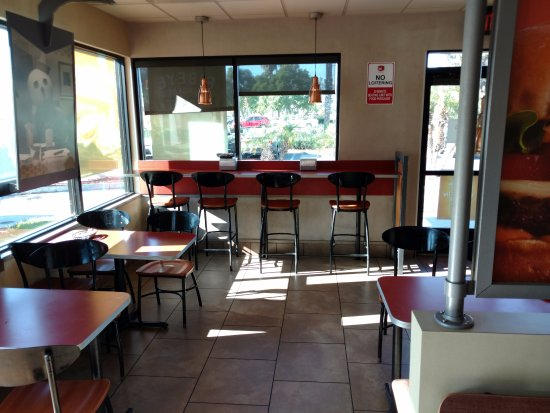Jack In The Box Dining Room