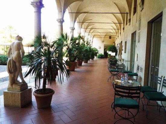 Palazzo Ricasoli Residence: interior hotel