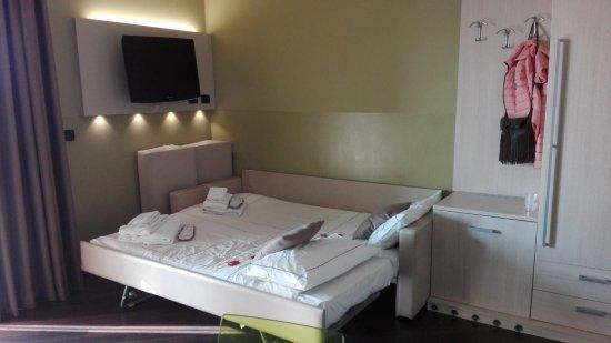 Acca Palace: chambre enfant