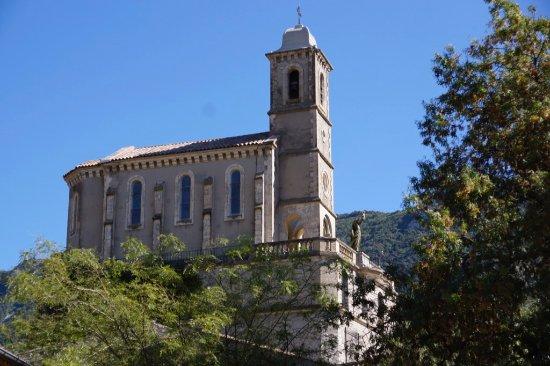 Chapelle Notre Dame de la Consolation, Pierrelongue, Frankreich