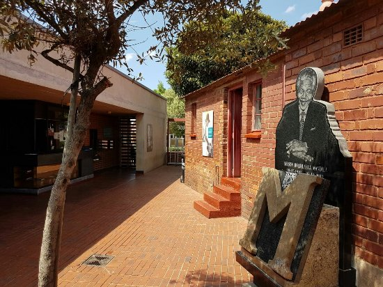 Greater Johannesburg, Sudáfrica: Mandela House