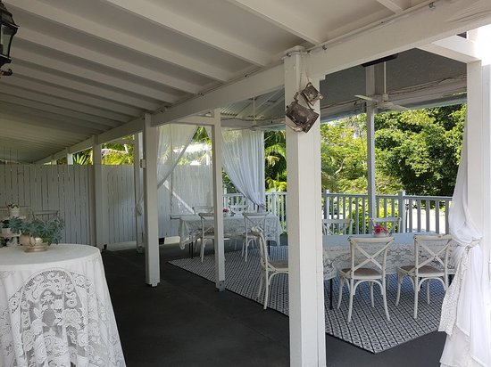 Tallebudgera, Australia: Beautiful setting for Weddings, Lunches and Afternoon Tea