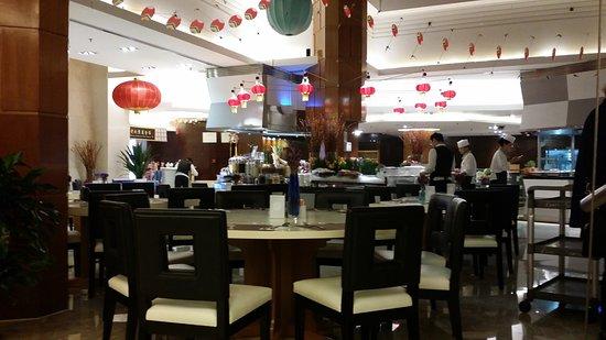 Novotel Beijing Peace: Breakfast Buffet (6am)