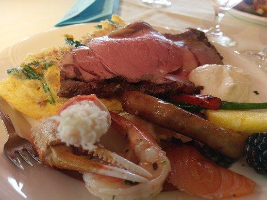 Palm Court Italian Grill: Sunday Brunch