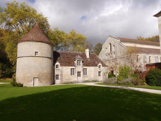 "Montbard, France: le pigeonnier ""le colombier"""