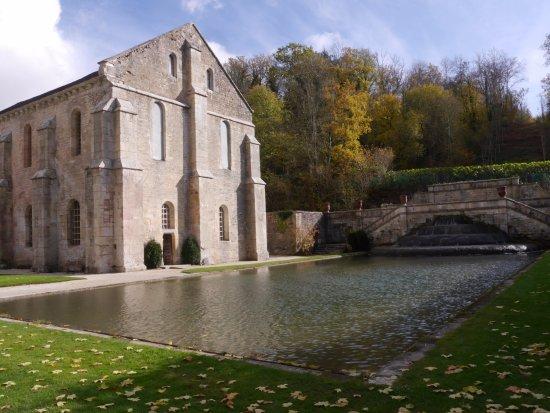 Montbard, France: la forge