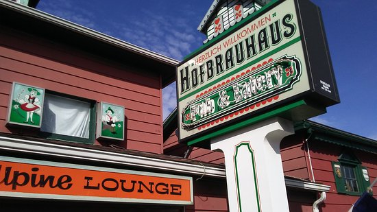 Abbottstown, PA: Hofbrauhaus - German Restaurant