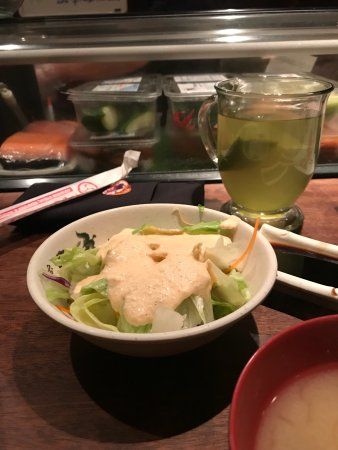 Musashi Japanese Steakhouse Seafood & Sushi Bar: OMG everything was delicious 😍