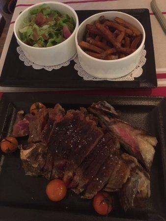 Restaurant Saint Just Ibarre