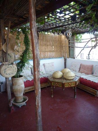Dar KamalChaoui: La terrasse de Dar Kamal Chaoui à Bhalil près de Fez