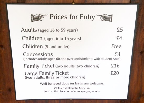 Boscastle, UK: Entry Costs