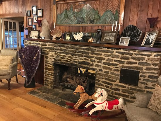 Grandview Lodge: Wonderful relaxing mountain lodge.