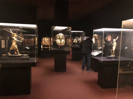 ‪Tutankhamun Exhibition‬