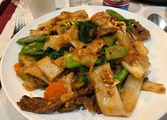 Thai Restaurant Hope St Providence Ri