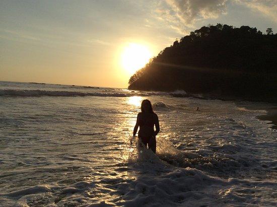 Best Western Jaco Beach All Inclusive Resort: Beautiful sunset
