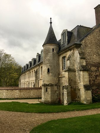 Abbey of Bec-Hellouin: photo0.jpg