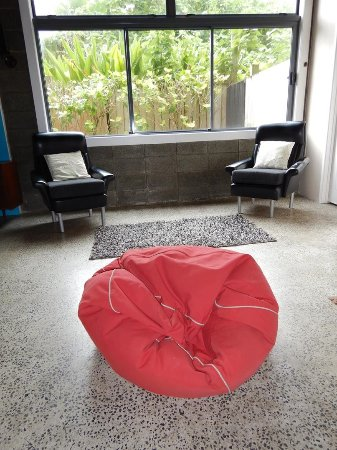 Kakera Villa Apartments Rarotonga : Bean Bag