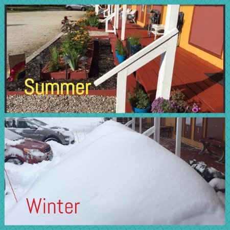Londonderry, VT: The difference between summer and winter
