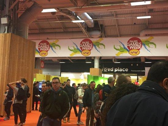 Picture of parc des expositions porte de - Parking f parc des expositions porte de versailles ...