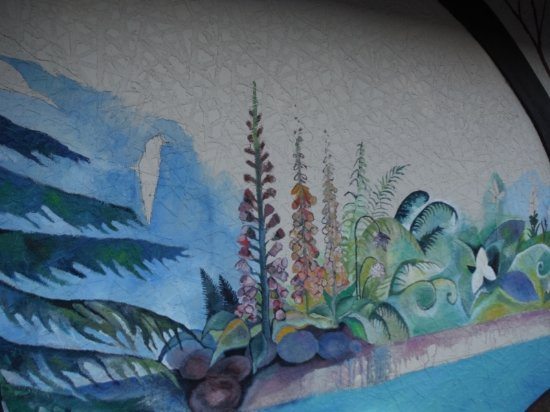 COURTENAY DOWNTOWN WALL MURALS